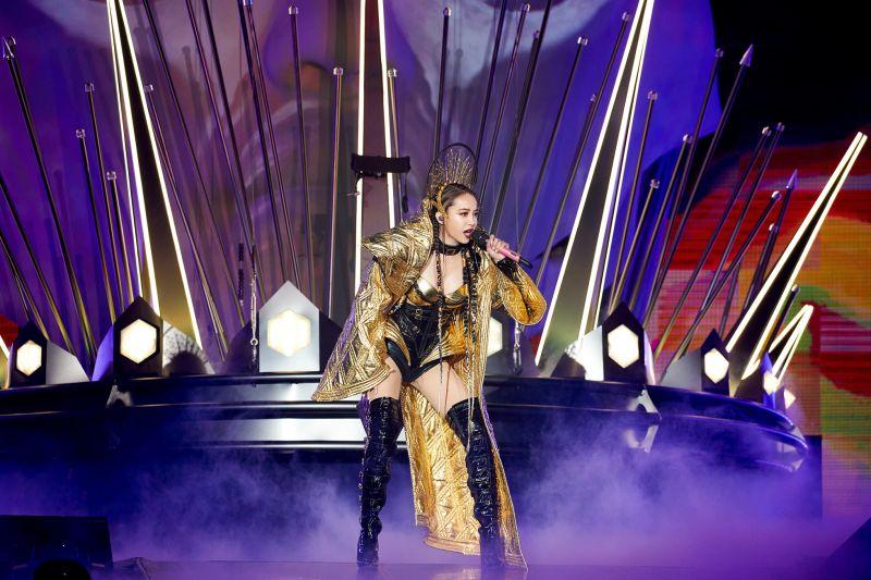 ▲蔡依林為此次的高雄場演唱會,安排了許多亮點。(圖/凌時差提供)
