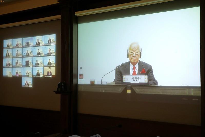 APEC經濟領袖會議通過吉隆坡領袖宣言 張忠謀今下午說明