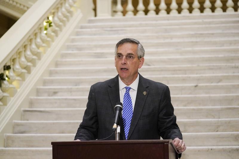 美國喬治亞州聲明 確認拜登在該州勝選