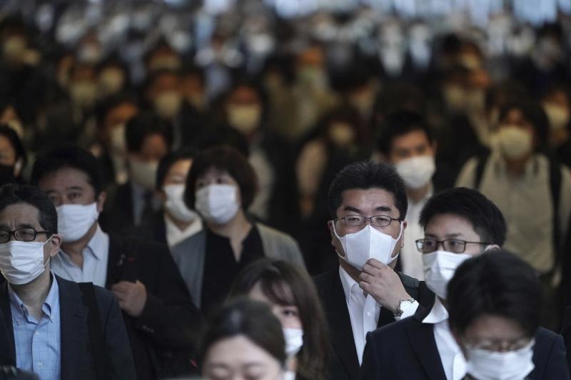東京又增新冠肺炎確診逾1300例!首度「單日就破千」