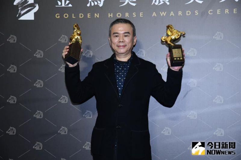 金馬57/陳玉勳奪最佳導演 打消退休念頭