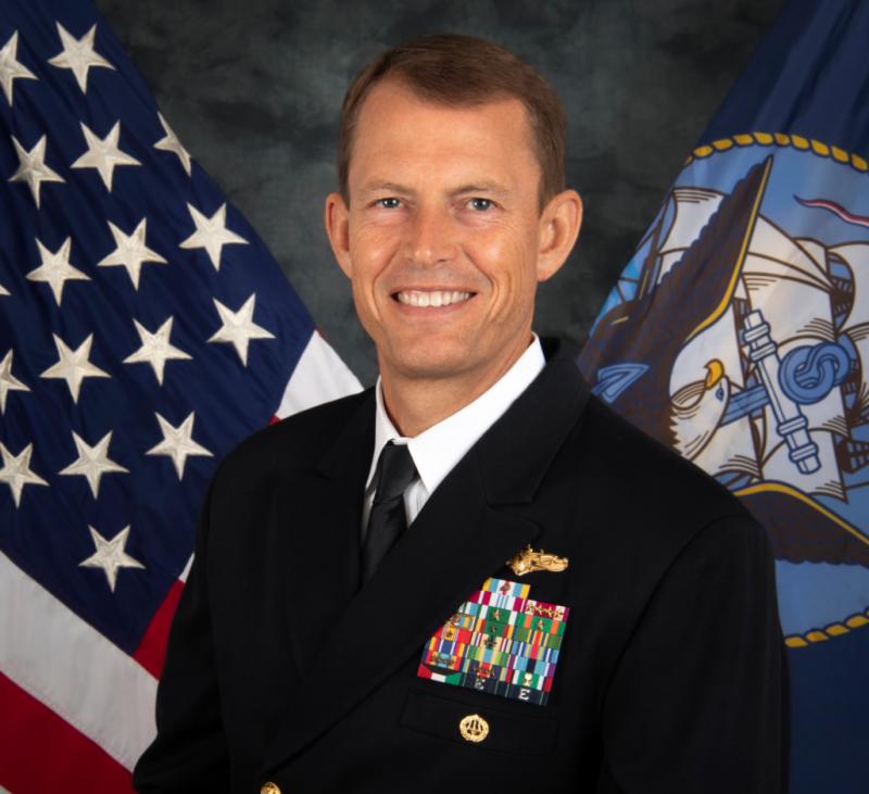 ▲外媒路透社引述消息來源聲稱,美國海軍亞太情報總指揮官史達曼( Michael William Studeman )於 22 日秘密抵達台灣。 (圖/翻攝自美國海軍官網)