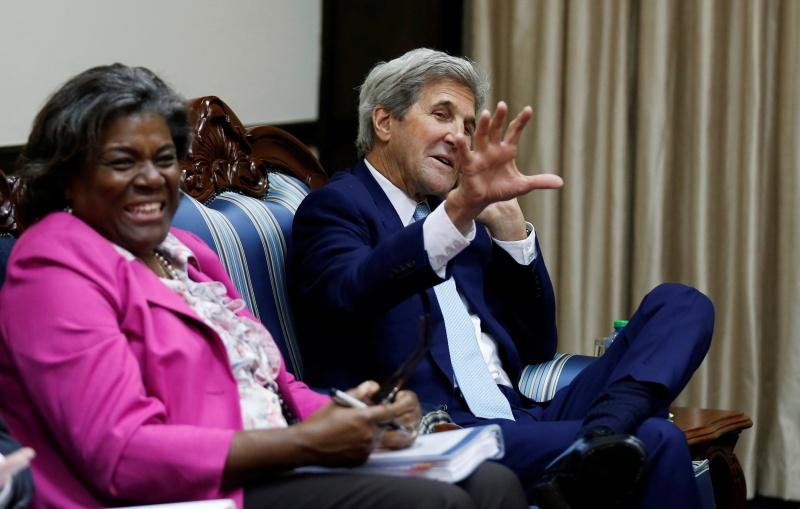 拜登料將提名湯瑪斯-葛林斐德 任美駐聯合國大使