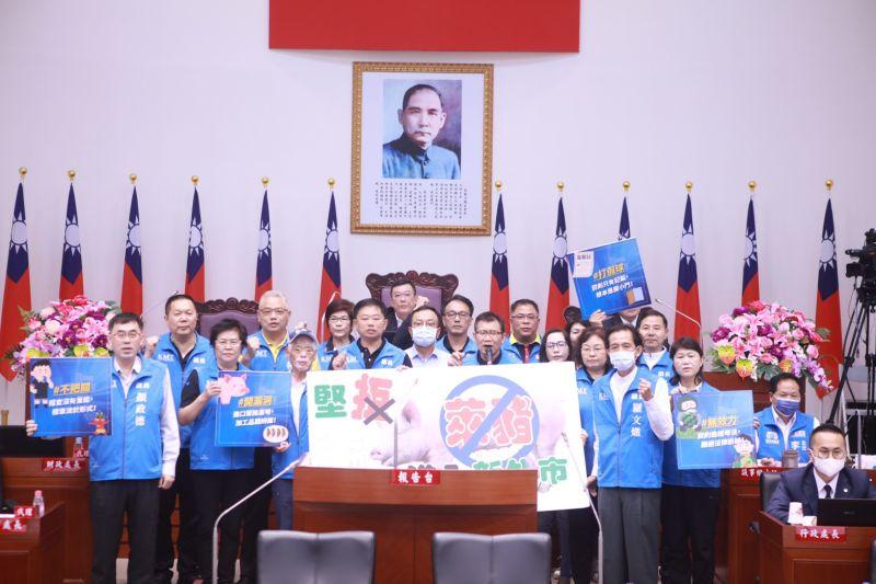 竹市議員連署反萊豬   林智堅拒簽:「不太適合」