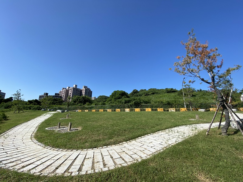 滬尾湖南勇古蹟園