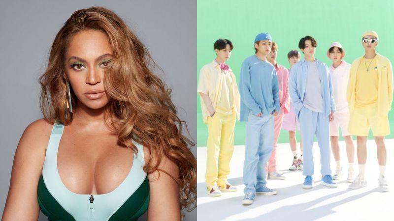 葛萊美入圍公布!碧昂絲掃9項最風光 BTS首度提名