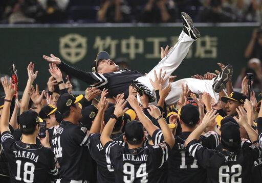 日職/柳田悠岐關鍵2分砲 軟銀橫掃巨人完成日本一4連霸