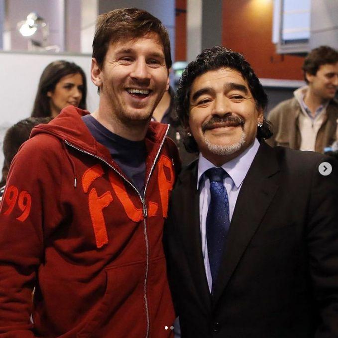 ▲阿根廷傳奇球王馬拉度納(Diego
