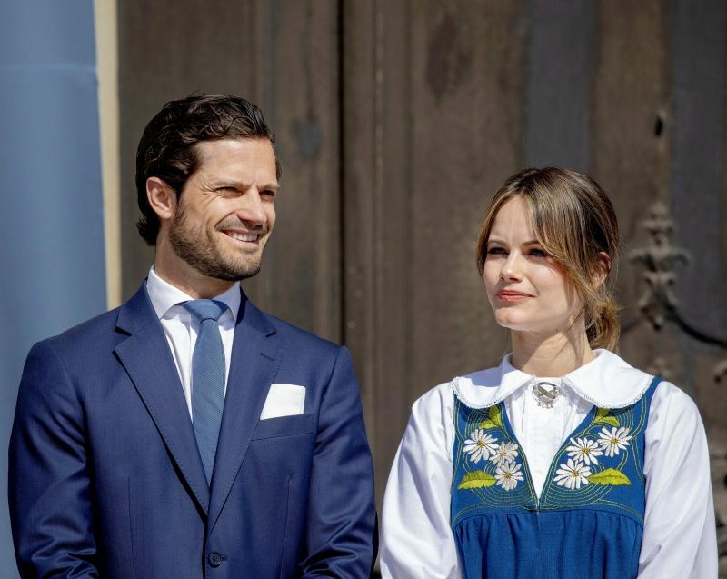瑞典新冠肺炎疫情燒向皇室 王子夫妻雙雙確診