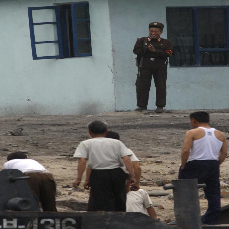 擔心新冠爆發群聚 聯合國人權特使:北韓已釋放7千囚犯