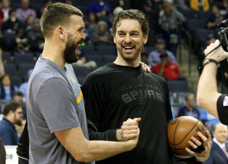 NBA/2冠功臣希望重返洛城 湖人有望同時簽下Gasol兄弟