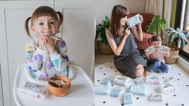 有如水洗的極致舒爽 這款濕紙巾專利分解 與生態同行