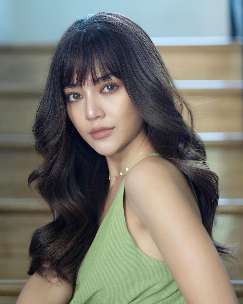 ▲曾出演過泰國夯劇《天生一對》的女配角肯娜苒·翁卡鍾凱(Prang