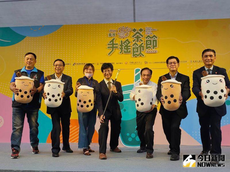 ▲「2020臺灣手搖茶飲節」活動於11月27日至29日在高雄新崛江商圈舉辦。(圖/記者蔡佳宏攝,2020.11.27)