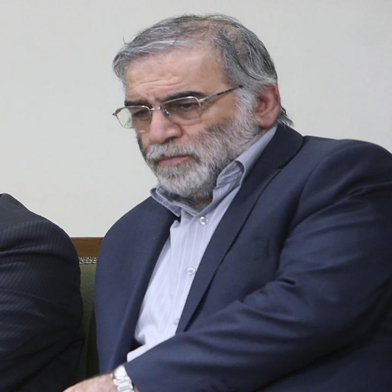 ▲伊朗國家首要核子科學家法克里薩德遭到刺殺身亡事件一事,伊朗有高官透露,法克里薩德是死於一種新型的「複雜行動」,而伊朗宿敵以色列和一個流亡的反對派團體都涉入其中。資料照。(圖/美聯社/達志影像)