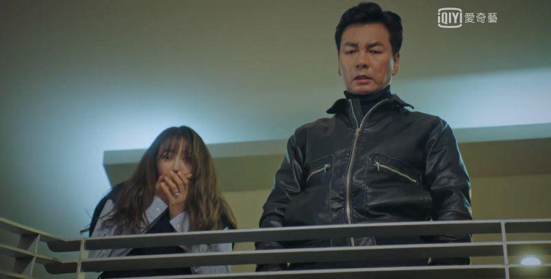 ▲劇中,李智雅(左)跟助手不慎害死國會議員。(圖/翻攝愛奇藝台灣站)