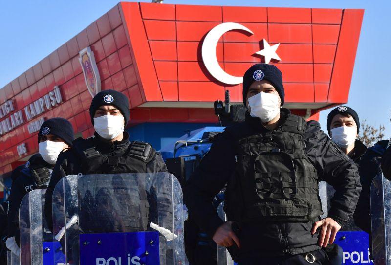 ▲土耳其官方1日證實,從英國入境的15個人檢出新冠肺炎新變種病毒。資料照。(圖/美聯社/達志影像)