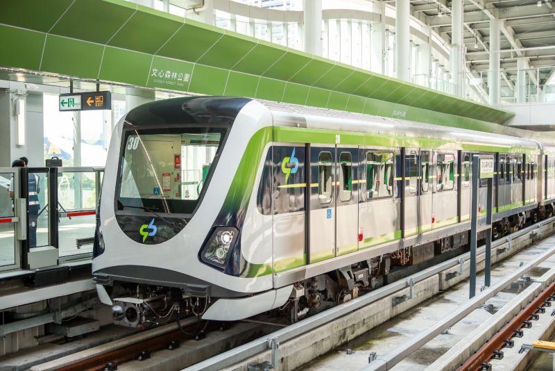 中捷列車再次發現軸心斷裂 市府要求北捷局擴大檢測