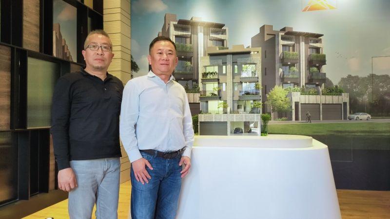 基創御山打造高質感豪宅社區 安全生活、享受一次滿足