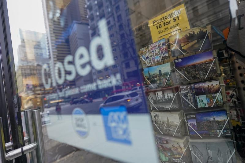 寒冬難度!疫情肆虐 紐約、紐澤西逾3成小型商家關閉