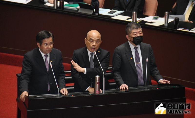 信功發聲明打臉蘇貞昌 政院:非指涉特定豬農