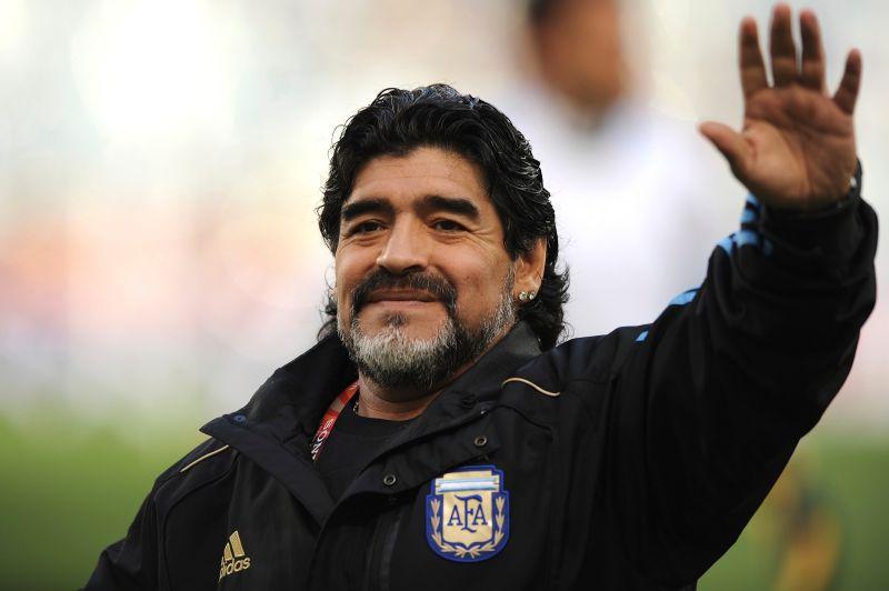 足球/Maradona私人醫師遭調查 護士坦承在報告中說謊
