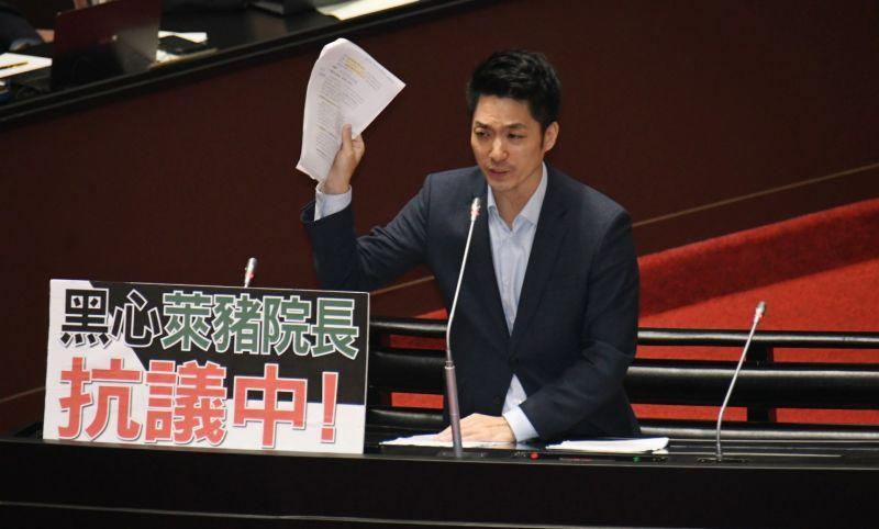 709億養豬業評估報告僅4頁 蔣萬安轟:這就是蘇內閣