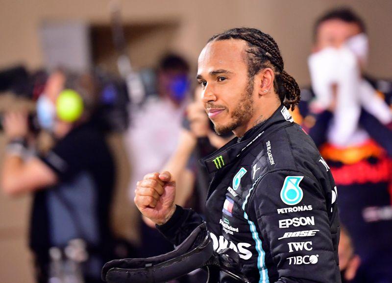 賽車/「7冠王」Hamilton驚傳確診 缺席周末F1大獎賽