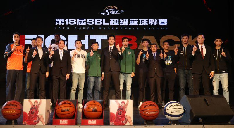 Fight Back!第18季SBL周六新莊開打擴大轉播 5隊戰百場