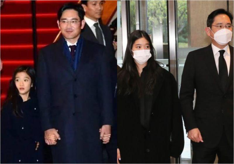 三星帝國17歲「小公主」生活照曝光!99%韓國人望塵莫及