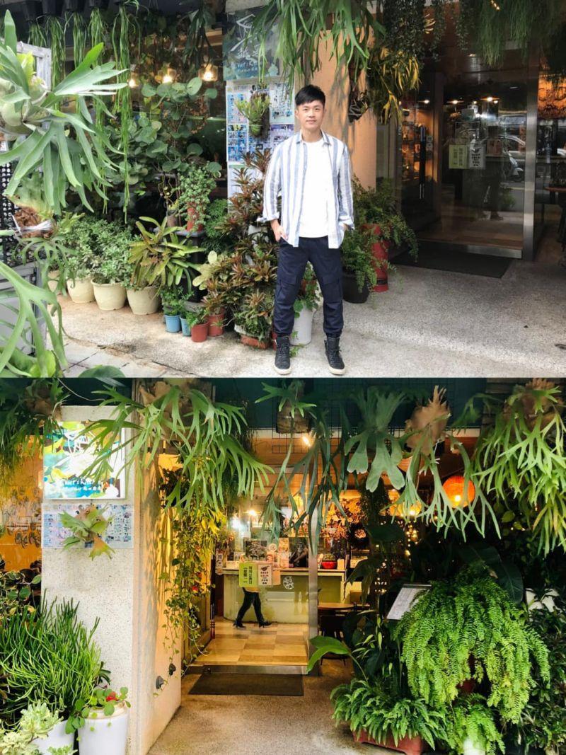 ▲焦糖哥哥表示自己會繼續努力經營餐廳。(圖/焦糖哥哥臉書)