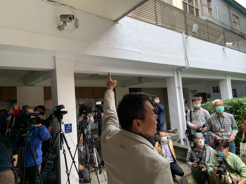 控行政院警官監控立委 國民黨團要調監視器釐清