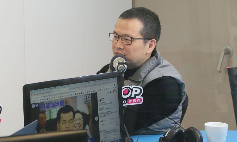 信功肉品否認「挺萊豬」 羅智強:恐將遭網軍起底式攻擊