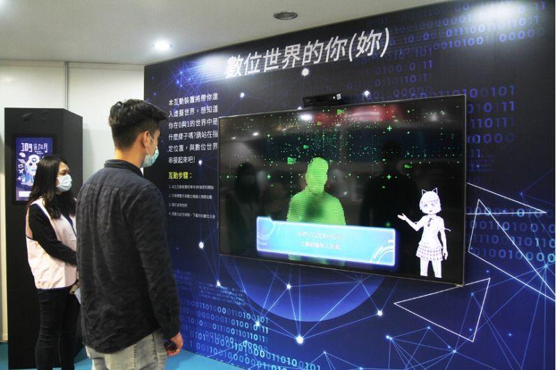 ▲中華電信今年不僅有自己的品牌館,以5G為核心展出多項產品特色,在影音串流、數位互動、手機遊戲,透過5G網路在雲端感受遊戲的樂趣及4K影音高畫質的享受。(圖/記者鄭志宏攝)