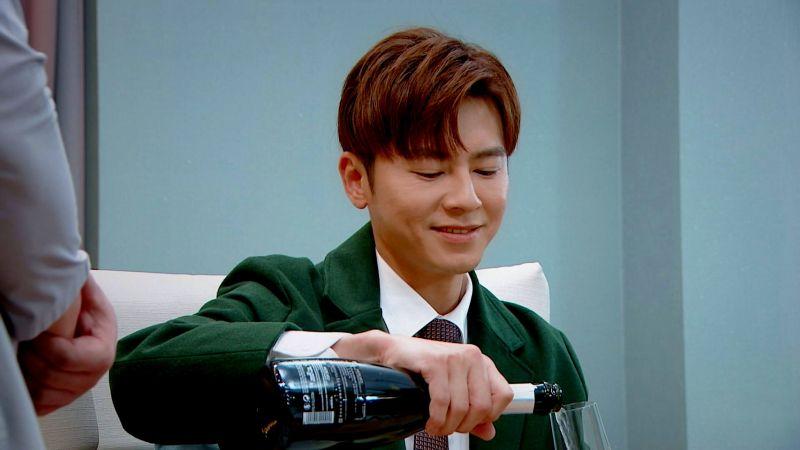▲李國毅為拍戲作息正常並戒酒。(圖