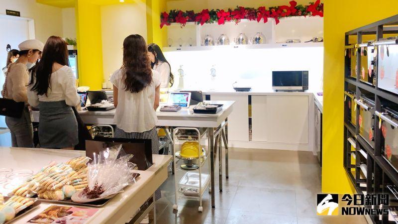 ▲ Funsiamo提供多達40款熱門甜點、暖心手作精選食譜。(圖/記者陳美嘉攝,2020.12.02)