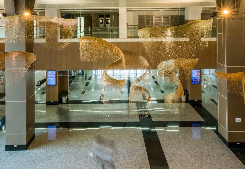 醫院也可以很美!台大生醫<b>公共藝術</b>療癒病患與家屬的心