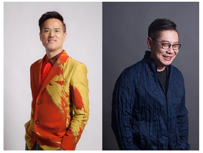 ▲越混越美麗!台灣室內設計週12月與你一起感受創意的極限魅力。(左)理事長劉榮祿(右)執行長袁世賢。(圖/資料照片)