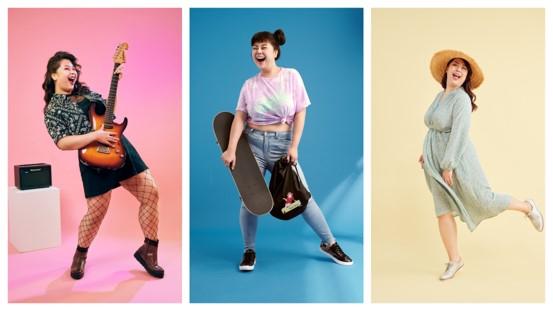 ▲bussola一口氣推出3款系列,包括狂野Rock風、甜美Lady風以及休閒運動風,完美契合百變女孩的各式造型。(圖/資料照片)