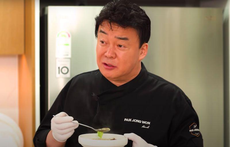 ▲▼白種元皆透過節目向全球介紹韓國飲品。(圖/Netflix)