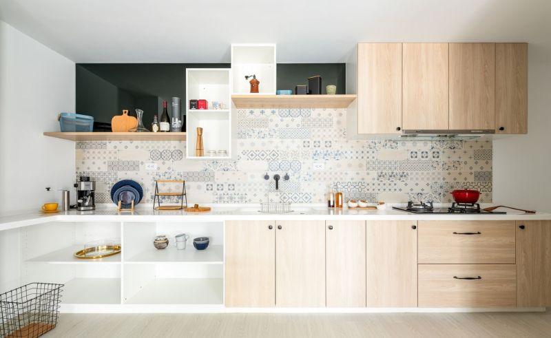 開放式廚房適合小宅