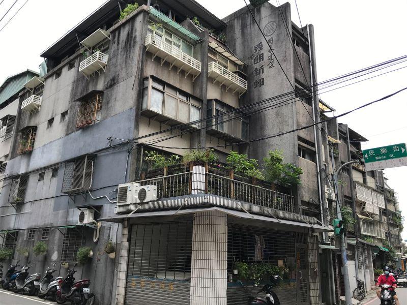 房市/永和高指名度一條街 竟多為40年老公寓