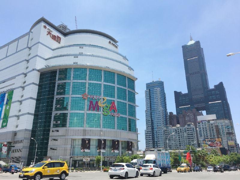 高雄捷運三多商圈站周邊交易量近年有顯著提升