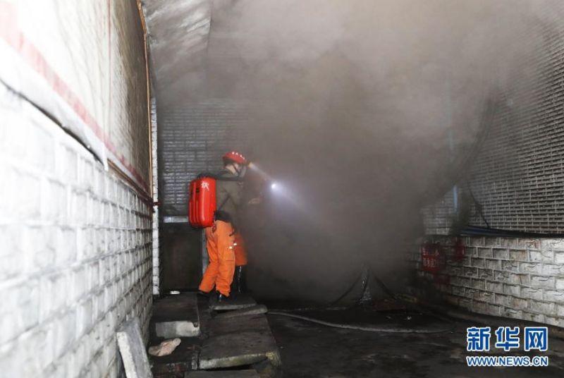 中國重慶煤礦一氧化碳超標 23人死亡、僅1人獲救