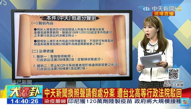 ▲馬千惠氣到差點跳腳(圖/翻攝自大新聞大爆卦YouTube)