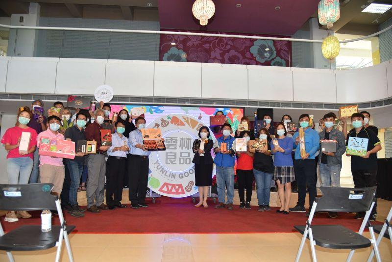 雲林23家廠商共同攜手 參加台北國際食品展