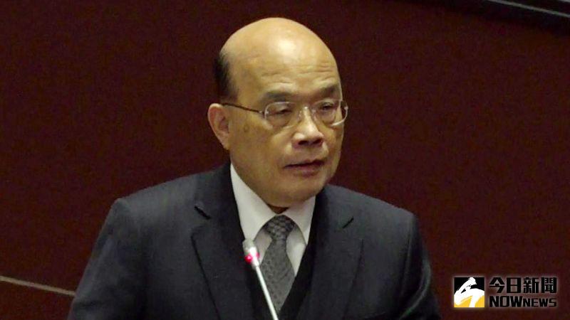 侯友宜反萊豬喊釋憲 蘇貞昌:全國要同步、不要亂了套