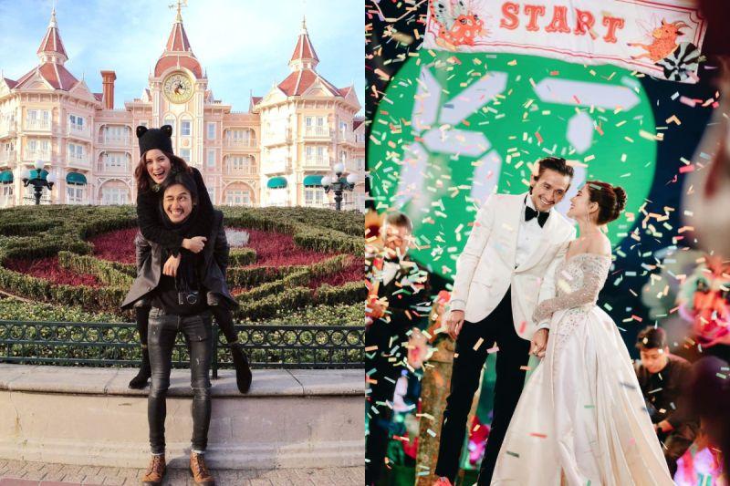 泰國國民情侶結婚了!愛情長跑10年終完婚