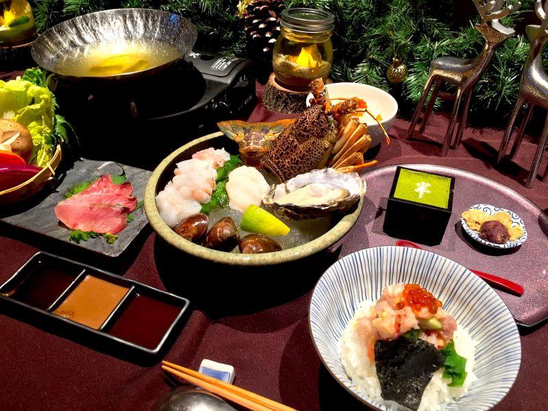 一人經濟頂級享受!冬季限定生食級黃金龍蝦鍋開賣