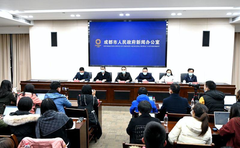 成都再爆本土感染案例 四川省宣佈進入「<b>戰時狀態</b>」